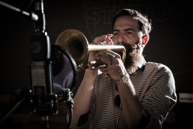 Avishai Cohen, Dark Nights, Darker Days